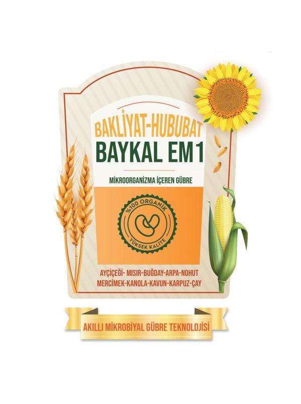 Bakliyat Hububat Baykal EM1
