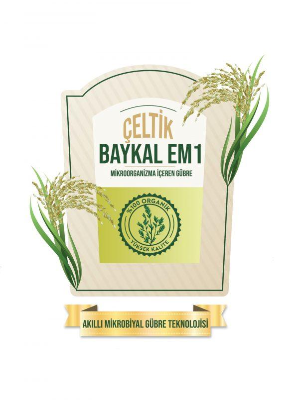Baykal EM1 Çeltik Ürünü 2