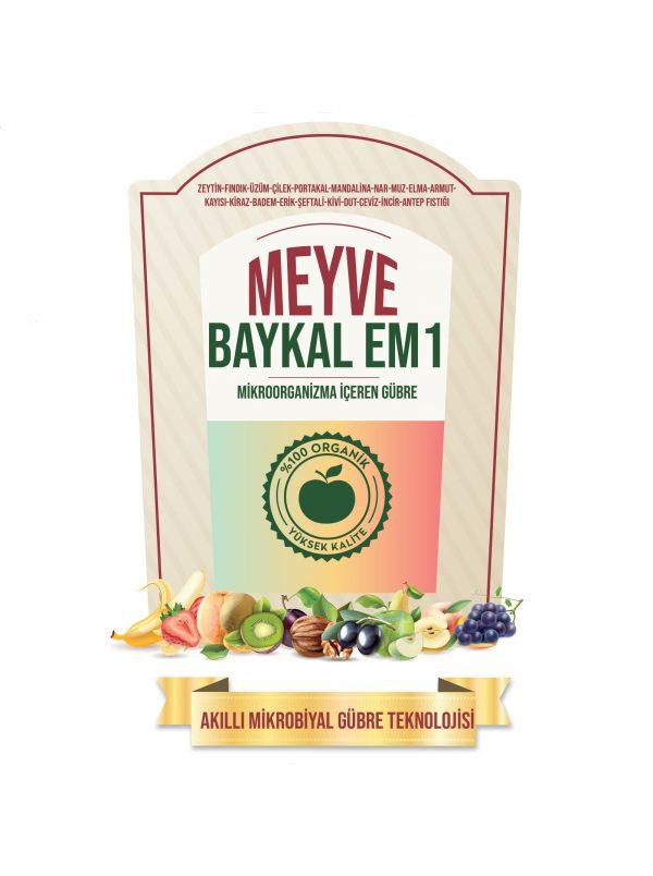 Meyve Baykal EM1 Ürünü 2